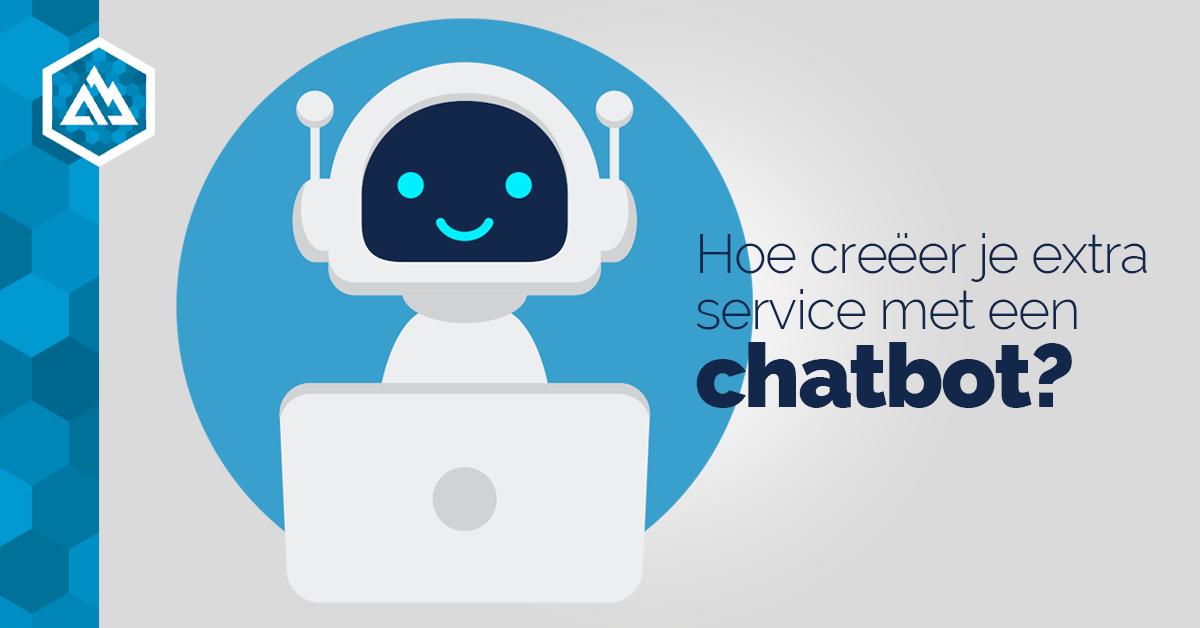 Hoe creëer je extra service met een chatbot?